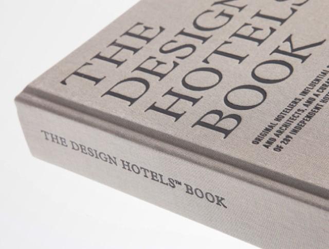 The Design Hotels Book, Design Hotels AG Überzug:Buchleinen, Charmant-Gewebe 17901