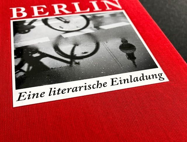 Berlin, Herausgeber: Susanne Schüssler, Linus Guggenberger, Verlag: Verlag Klaus Wagenbach Überzug: Buchleinen, Regent Kundenfarbe