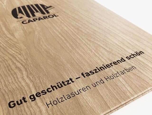 Caparol Überzug:Vinyl, Atelier Forest 29702