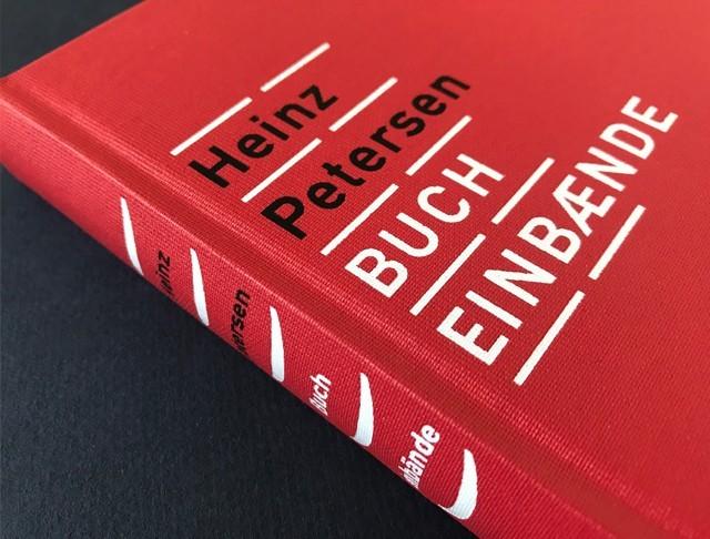 Bucheinbænde,Autor: Heinz Petersen, Verlag: Das Bücherhaus Überzug:Buchleinen, Buckram Light 12402