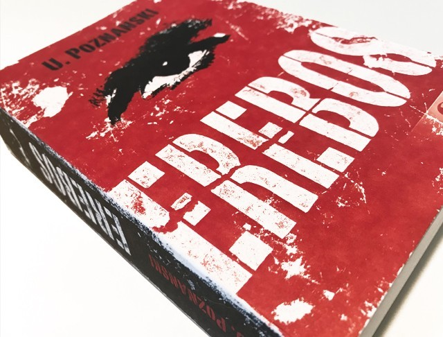 Erebos, Autor: U. Poznanski, Verlag:Loewe Verlag Softcover: Karton, f.color Classic Crema