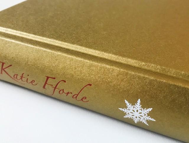 Weihnachtszauber, Autor: Katie Fforde, Verlag:Bastei Lübbe Verlag Überzug:Papier, f.color glatt 490 gold einseitig